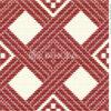 津軽こぎん刺しタイルパターンのイラスト素材 [54393432] - PIXTA