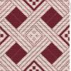 津軽こぎん刺しタイルパターンのイラスト素材 [54393435] - PIXTA